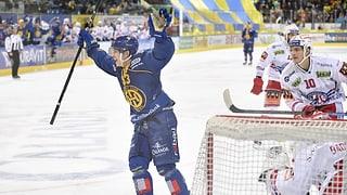 HCD resta en la pli auta liga dal hockey