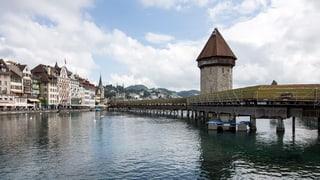 Die Stadt Luzern präsentiert erneut ein positives Budget