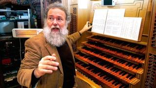 Der «Goldene Violinschlüssel» geht 2014 an Wolfgang Sieber