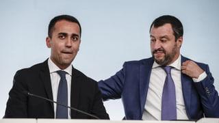 Neuer Streit bringt Italiens Regierung ins Wanken