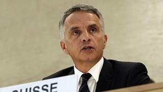 Bundesrat für Änderung des Status der Palästinenser bei UNO