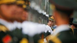 Schwächelnde Wirtschaft bremst Chinas Militärausgaben