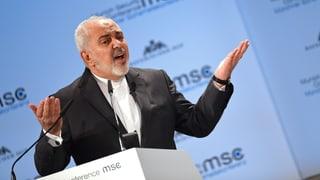 «Sarif kämpft fürs Atomabkommen»