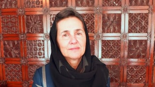 Afghanistans First Lady Rula Ghani tritt ins Rampenlicht