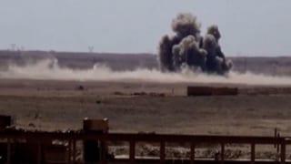 Streit zwischen USA und Russland nach US-Luftschlag in Syrien