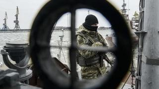 Russland muss 24 Ukrainer freilassen