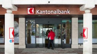 Obwaldner Kantonalbank kann Gewinn im ersten Halbjahr steigern