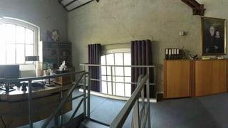 Institut Conrad: Obergeschoss – 360°-Ansicht