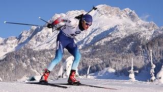 Schweizer Biathleten schaffen die WM-Norm (Artikel enthält Video)