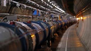 Vision des Cern: 100 Kilometer lange Teilchen-Rennstrecke