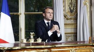 Macron will Notre-Dame innert 5 Jahren wiederaufbauen