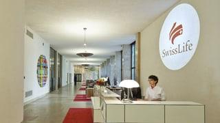 Swiss Life wertet AWD um 576 Mio. Fr. ab