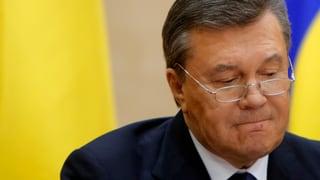 Wo sind die Janukowitsch-Milliarden?