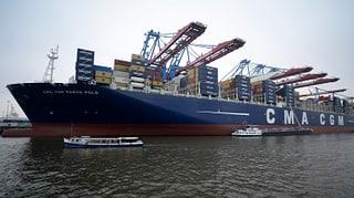 Unversehrt und pünktlich – das Geschäft mit den Containern