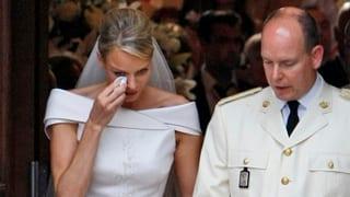 Albert und Charlène von Monaco: Keine «erzwungene Ehe»
