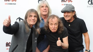 AC/DC-Sänger Brian Johnson hat Gerüchte über ein nahendes Aus der legendären australischen Rockband dementiert.