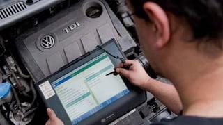 VW-Skandal: Schweizer Gruppenklage in Holland