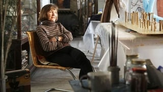 Berner Künstlerin Lilly Keller ist verstorben (Artikel enthält Video)
