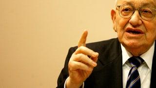 «Ich war nie glücklich, nie»: Marcel Reich-Ranicki gestorben