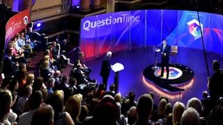 Kalkül statt Rückgrat: Die letzte Runde im UK-Wahlkampf