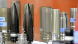 Rüstungsindustrie weiter im Ungewissen