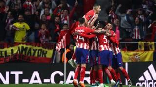 Atletico Madrid und Marseille stehen im Final