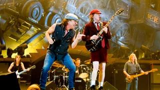 AC/DC bestätigt: Gitarrist Malcolm Young ist krank