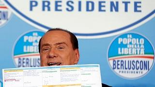 Berlusconi: Mit Steuergeschenken zurück an die Macht