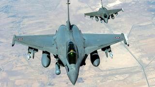 Frankreich bombardiert IS-Ziele im Irak