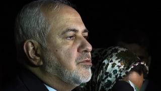 USA verhängen Sanktionen gegen Irans Aussenminister