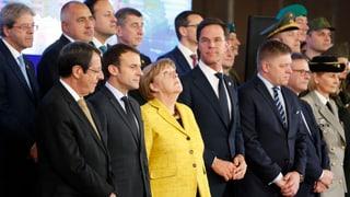 Deutschland beharrt auf Flüchtlingsverteilung in Europa