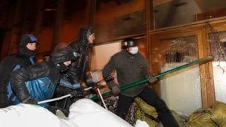 Kiew: Neue Krawalle statt Kompromisse