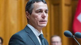 Die Tessiner FDP schickt für die Nachfolge des zurücktretenden Bundesrats Didier Burkhalter Ignazio Cassis ins Rennen – als alleinigen Kandidaten.
