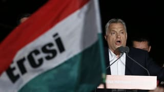 Orban feiert klaren Wahlsieg