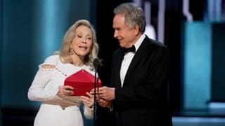 Faye Dunaway spricht erstmals über die Oscar-Panne