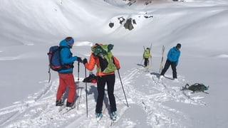 Trofea Péz Ault: Tegnair en egl il privel da lavinas