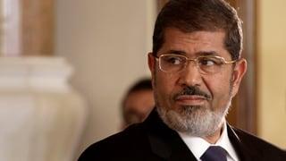 Ägyptens Ex-Präsident soll für Fremde spioniert haben