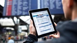 SBB will Internetempfang optimieren
