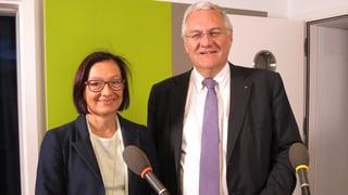 Frau Gilli, Herr Müller: Was tun Sie für Wähler Moser?