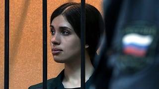 Keine vorzeitige Haftentlassung für Pussy-Riot-Mitglied