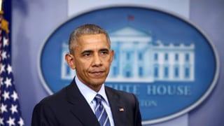 Obama nizzegia ses dretg da far grazia cun praschuniers