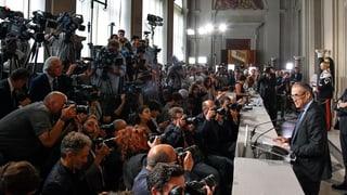 Maina Cottarelli l'Italia tar elecziuns novas?