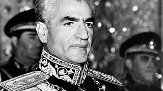 Der letzte Schah von Persien