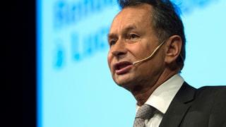FDP-Präsident: Unentschieden zu Listenverbindung mit SVP