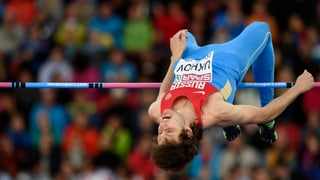 Hochsprung-Olympiasieger von 2012 des Dopings überführt