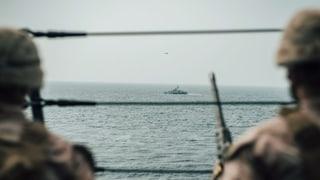 Iran setzt Öltanker aus dem Irak fest