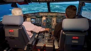 Pilots duain vegnir testads psicologicamain