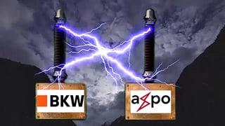 Stromkonzerne Axpo und BKW streiten sich öffentlich