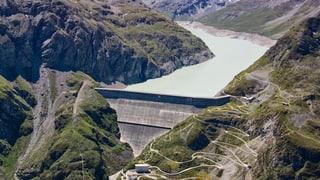 Walliser Parlament steht hinter der neuen Wasserkraftstrategie
