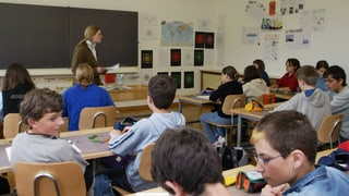 Aargauer Regierung will erhebliche Änderungen am Lehrplan 21